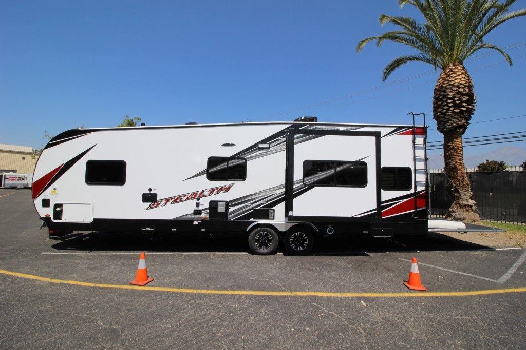 Luv 2 Camp Orange County RV trailer Rentals Delivered to
